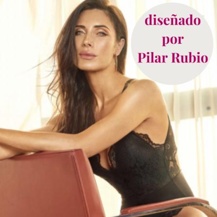 Body de encaje by Pilar Rubio, Selmark