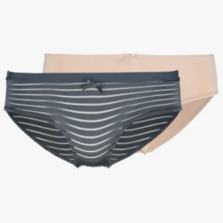 Pack x2 Culottes Hipster, Louise, Dorina