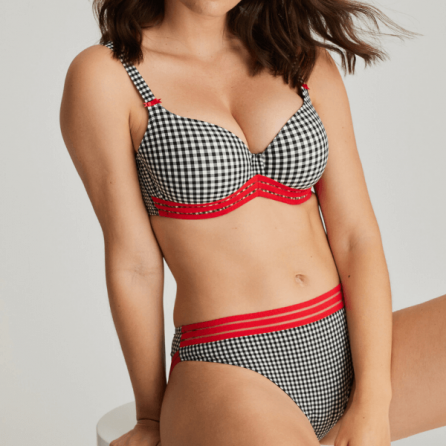 Braga Bikini, Gentlelady, Primadonna Twist. Invierno 2019.