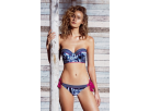 Bikini Sin Tirantes Cuerpo Largo con Push Up, Promise Swimwear.