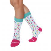 Calcetines de Puntitos Multicolor, Kmalion.