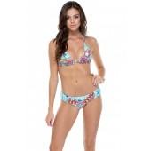 Bikini de Triángulo Ancho y brasileña, Yemaya, Luli Fama.