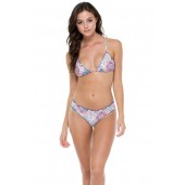 Bikini de Triángulo y brasileña, Azucar, Luli Fama.
