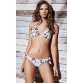 Bikini Triángulo de Flores, Promise Swimwear.