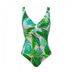 Bañador Estampado Tropical, Lidea