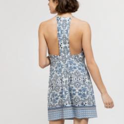Camisón corto algodón mosaico, Gisela
