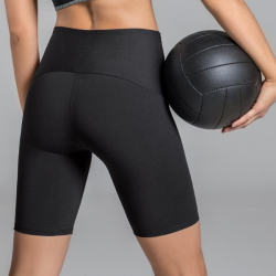Short deportivo con control de abdomen. LEONISA. EL MEJOR DEL MERCADO
