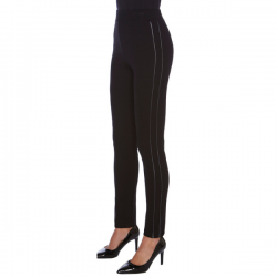 Legging Leather strip, Janira.