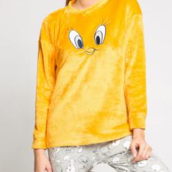 Pijama Polar de Piolín, Gisela