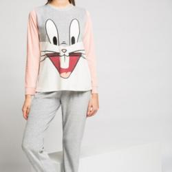 Pijama terciopelo Bugs Bunny, Gisela