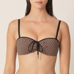 Bikini Bandeau Monica, de Primadonna Swim, 2019