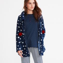 Pijama Tres Piezas Estampado Marino, Promise