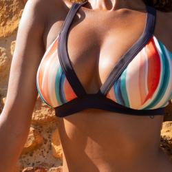 Copa bikini triángulo, ATLAS, DORINA