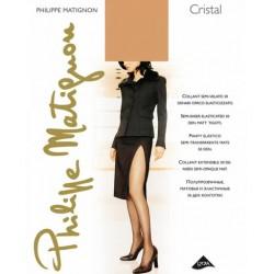 Panty Elástico Semi-Transparente Mate 30 Deniers, Philippe Matignon