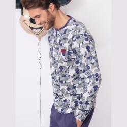 pijama mickey hombre