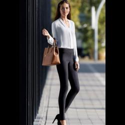 Legging modelo Slimmer, Janira.