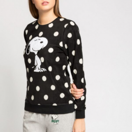 Pijama Polar de Snoopy, Gisela