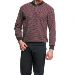 Pijama de Rayas para Hombre, Assman