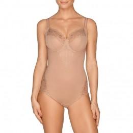 Body Corrector de Figura con Aro y sin Relleno, Couture, Primadonna.