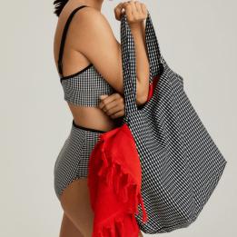 Bolso XL de playa, Atlas, Primadonna Swim 2020