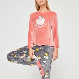 Pijama Polar Snoopy, GISELA.