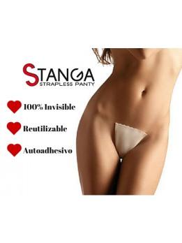 Tanga Autoadhesivo, 100% Invisible, STanga.
