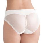 Braga Bikini tul efecto tanga, Pierre Cardin