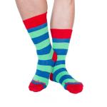 Calcetines de Rayas Multicolores, Kmalion.