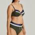 Conjunto Bikini Ocean Drive, copa entera y braga alta, Primadonna Swim. Verano 2020