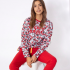 Pijama de Algodón Minnie y Mickey Mouse, Disney
