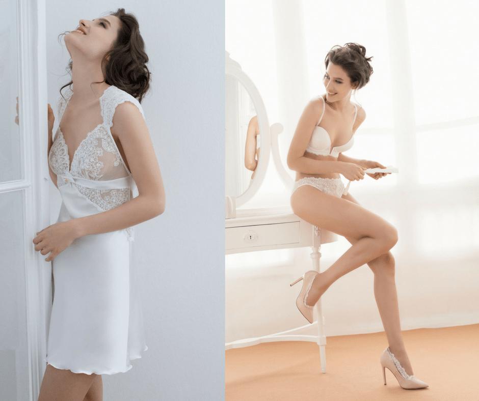 el blog de lacorsetera - ropa interior novia: qué ponerme este día