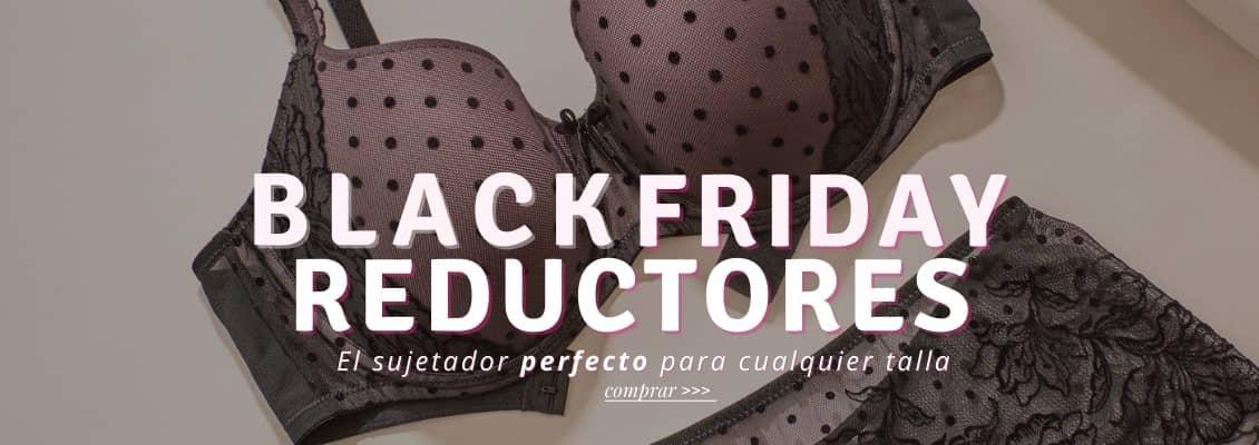 Black Friday Sujetadores Reductores