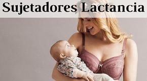 sujetadores lactancia