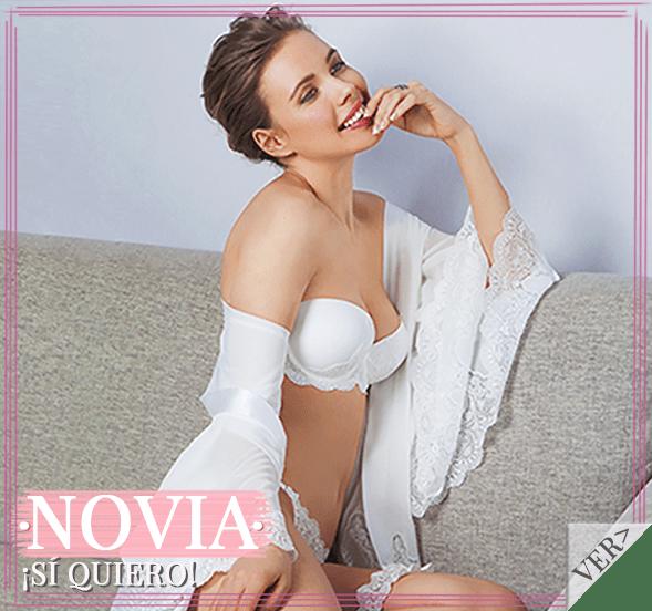 Lencería Novia y Boda | Ropa interior para novia | Regalo de Boda